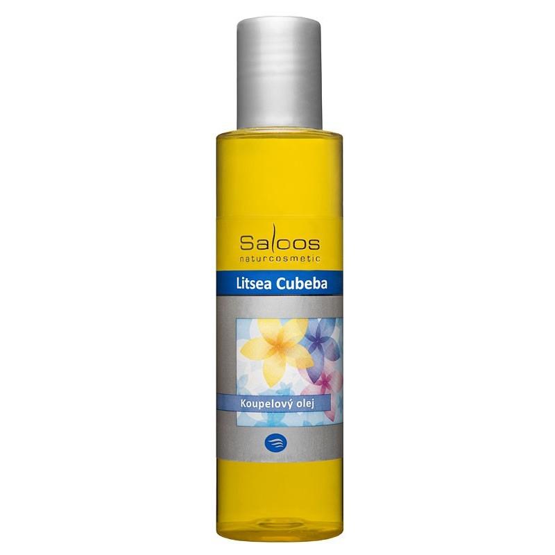 Saloos Saloos Kúpeľový olej - Litsea cubeba 125 ml