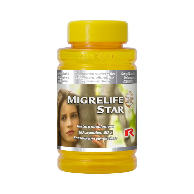 Starlife Migrelife 60 kapslí