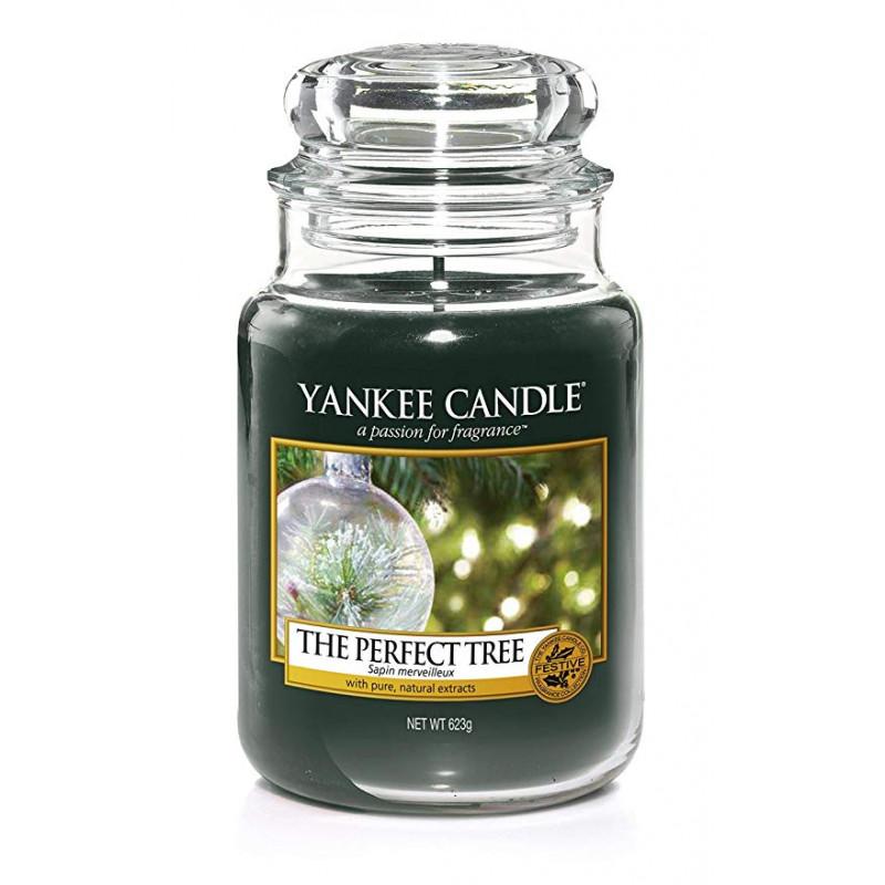 Yankee Candle Yankee Candle The Perfect Tree vonná sviečka veľká 623 g