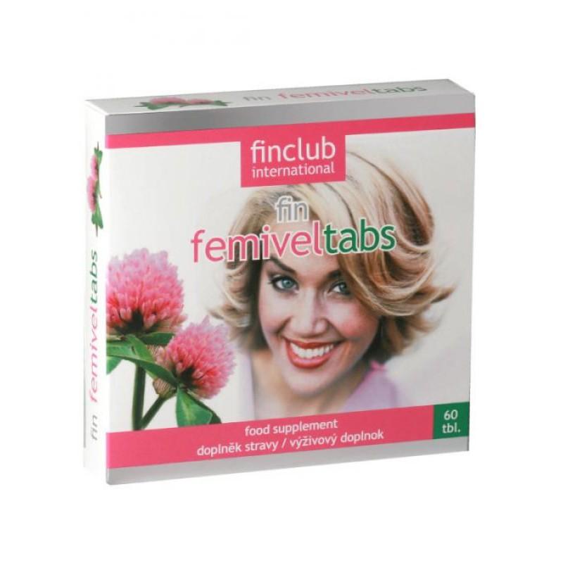Finclub Fin Femiveltabs 60 tbl.