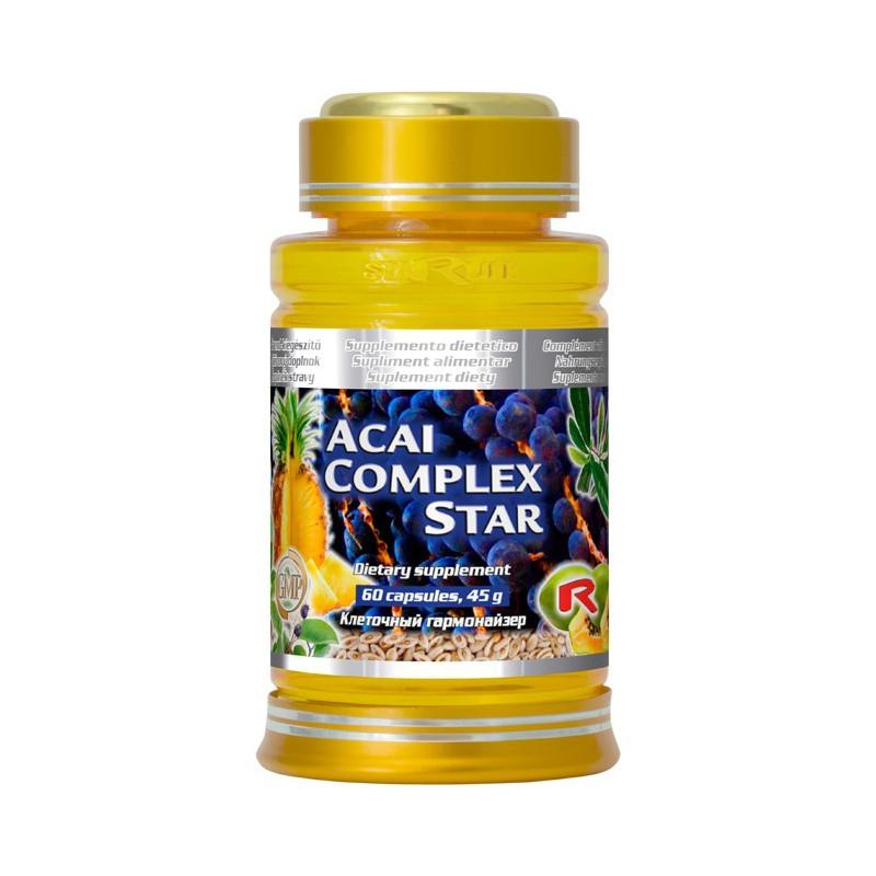 Starlife Acai Complex Star 60 kapslí