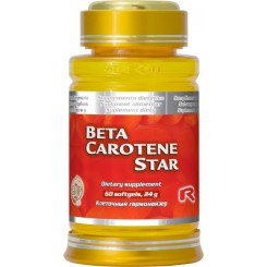 Beta Carotene Star 60 tobolek