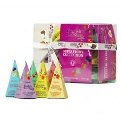 Dárková kolekce 12 pyramidek  Ovocné čaje