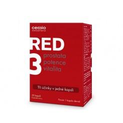 Cemio RED3 60 kapslí
