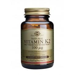 Solgar Vitamín K2 100 ug 50 kapslí