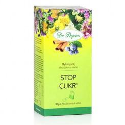 Čaj Stop cukr 20x1,5 g