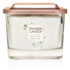 Yankee Candle Elevation Sheer Linen 347 g