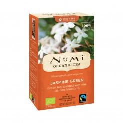 Numi čaj zelený s jasmínem 18 sáčků