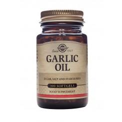 Solgar Česnekový olej bez zápachu 100 kapslí