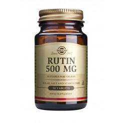 Solgar Rutin 500 mg 50 kapslí