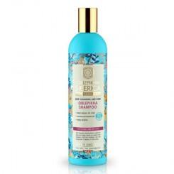 Natura Siberica Rakytníkový šampon pro normální a mastné vlasy 400 ml