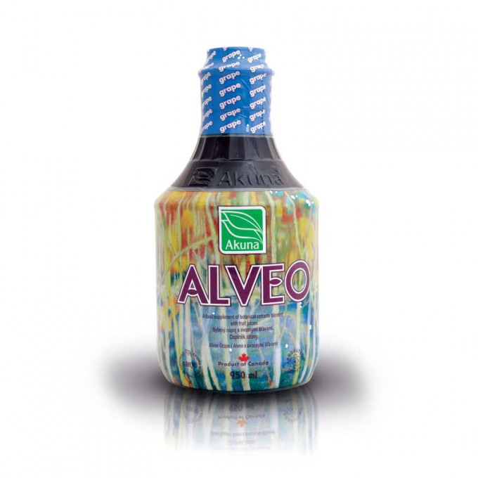 Akuna Alveo grape 950 ml