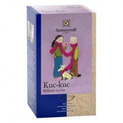 Sonnentor Kuc-kuc čaj BIO 18sáčků