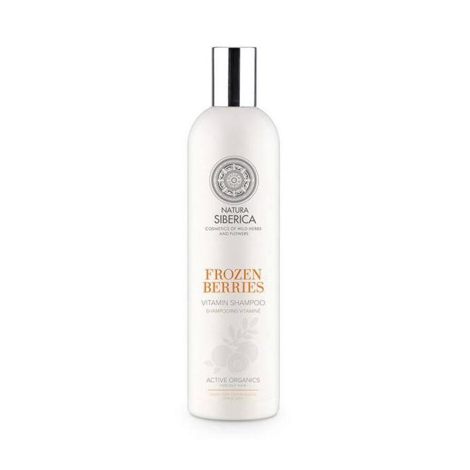 Copenhagen Vitamínový šampón - Zamrznuté bobule