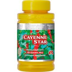 Cayenne Star 90 kapslí