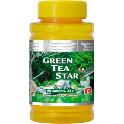 Green Tea Star 60 kapslí