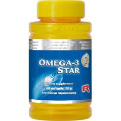 OMEGA-3 STAR 60 kapsúl