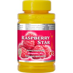 RASPBERRY STAR 60 kapsúl