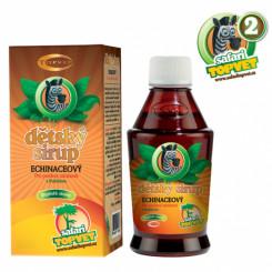 Topvet Echinacea detský sirup s fruktózou 300 g