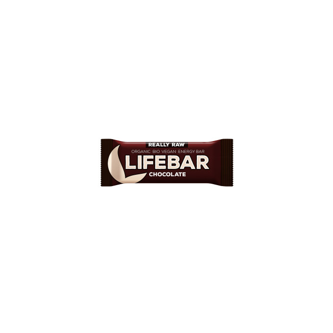 Lifefood Lifebar - Čokoládová BIO RAW 47 g