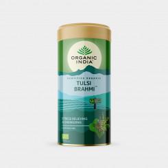 Ecce Vita Tulsi Brahmi BIO, plech 100 g