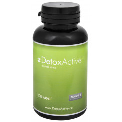 Advance nutraceutics DetoxActive 120 kapsúl