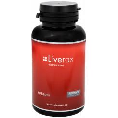 Advance nutraceutics Liverax 60 kapsúl