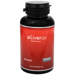 Advance nutraceutics Liverax 60 kapsúl