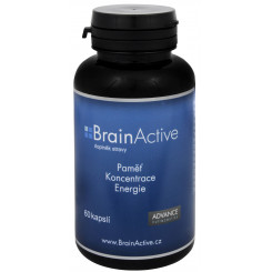 Advance nutraceutics BrainActive 60 kapsúl