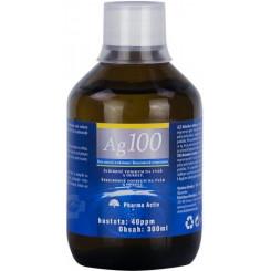 Pharma Activ Koloidné striebro Ag100 (40ppm) 300 ml