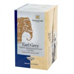 Sonnentor Earl Grey - čierny čaj 18 sáčkov