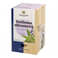 Sonnentor Verbena citrónová čaj bio 18 sáčkov