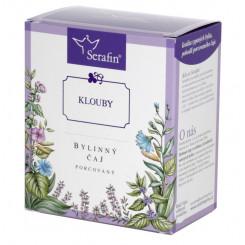 Serafin Kĺby - bylinný čaj porciovaný 37,5 g (15x 2,5 g)