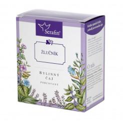 Serafin Žlčník - bylinný čaj porciovaný 37.5 g (15x 2.5 g)