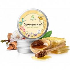 Naturalis Zjemňujúce masť s propolisom - Usilovný ako včelička BIO 50 ml