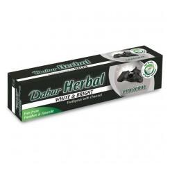 Dabur Herbal Zubná pasta s aktívnym uhlím 100 ml