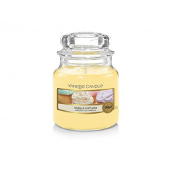 Yankee Candle Vanilla Cupcake vonná svíčka malá 104 g