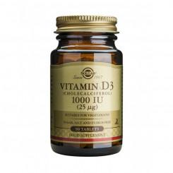 Solgar Vitamín D3 1000 IU