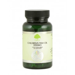 G & G Vitamins Rybí olej pre deti 120 kapsúl