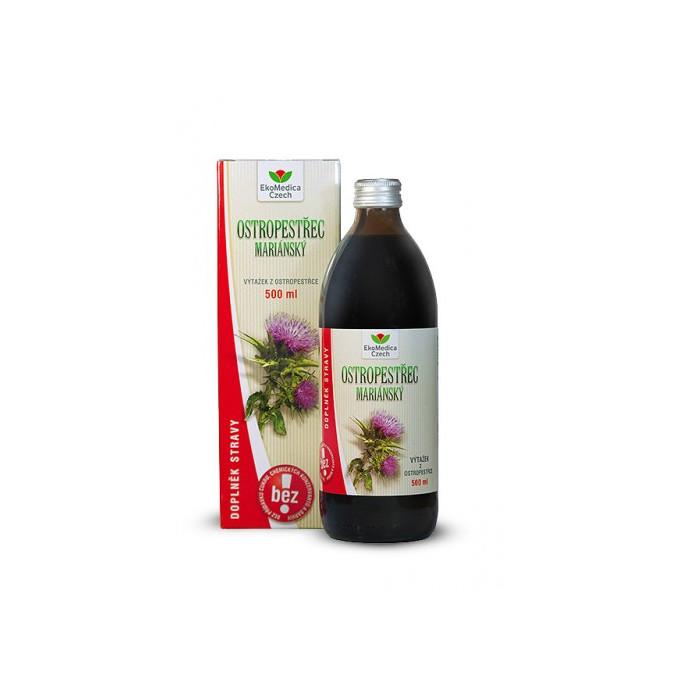 EkoMedica Ostropestrec 500 ml