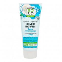 SO'BiO etike Kondicionér hydratačné kokos a kyselina hyalurónová BIO 200 ml