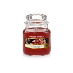 Yankee Candle Crisp Campfire apples vonná sviečka malá 104 g