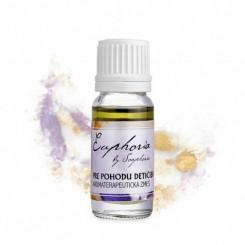 Soaphoria Pre pohodu detičiek - aromaterapeutická zmes prírodných silíc 10 ml