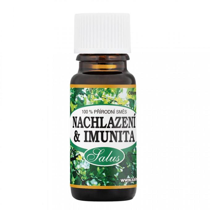 Saloos Prechladnutie a Imunita 10 ml
