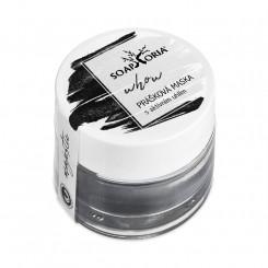 Soaphoria 321 WHOW - čistící maska s aktivním uhlím 50 ml