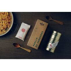 La Paella Vegetariánska paella 2 porcie (1 465 g)