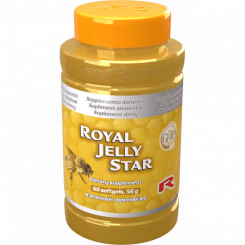 ROYAL JELLY STAR 60 kapsúl