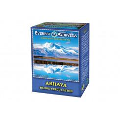 Everest Ayurveda Abhaya - Krvný obeh a priechodnosť ciev 100 g sypaného čaju