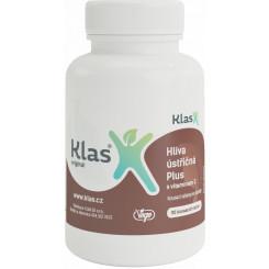 Klas Hliva ustricová Plus s vitamínom C 90 tbl.