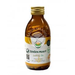 Salvia Paradise Ženšen pravý 6ročný - ginseng BIO 120 kapslí